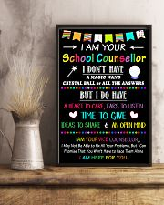 School Counsellor 1 16x24 Poster lifestyle-poster-3