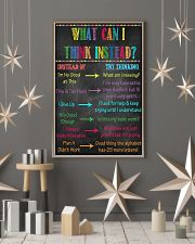 What can I Think Instead 16x24 Poster lifestyle-holiday-poster-1