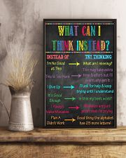 What can I Think Instead 16x24 Poster lifestyle-poster-3