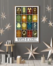 Women in Science 16x24 Poster lifestyle-holiday-poster-1