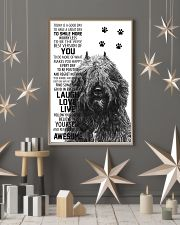 Bouvier des flandres 16x24 Poster lifestyle-holiday-poster-1
