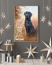 Labrador retriever 16x24 Poster lifestyle-holiday-poster-1