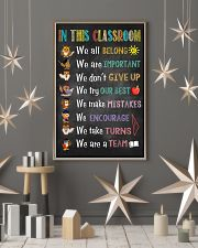 In This Classroom 16x24 Poster lifestyle-holiday-poster-1