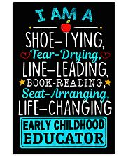 Early Childhood Educator 16x24 Poster front