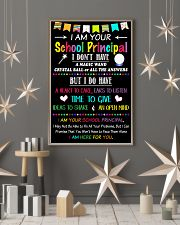 I Am Your School Principal 16x24 Poster lifestyle-holiday-poster-1