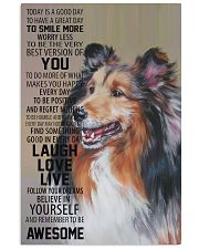 Shetland Sheepdog 16x24 Poster front