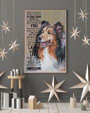 Shetland Sheepdog 16x24 Poster lifestyle-holiday-poster-1