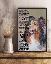Shetland Sheepdog 16x24 Poster lifestyle-poster-3
