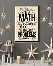 Teacher Math 16x24 Poster lifestyle-holiday-poster-1