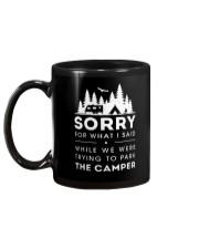 The Camper Mug back