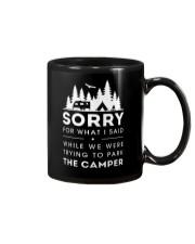 The Camper Mug front