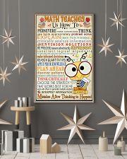 Math Teacher 16x24 Poster lifestyle-holiday-poster-1
