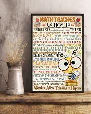 Math Teacher 16x24 Poster lifestyle-poster-3