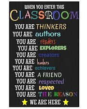 Classroom 16x24 Poster front
