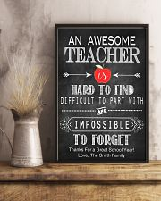 An Awesome Teacher 16x24 Poster lifestyle-poster-3