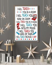 I will Teach 16x24 Poster lifestyle-holiday-poster-1