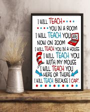 I will Teach 16x24 Poster lifestyle-poster-3