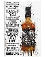 Whisky 16x24 Poster front