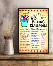 A Bucket Filling Classroom 16x24 Poster lifestyle-poster-3