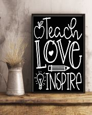 Teach Love 16x24 Poster lifestyle-poster-3