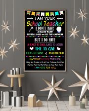 School Teacher 16x24 Poster lifestyle-holiday-poster-1