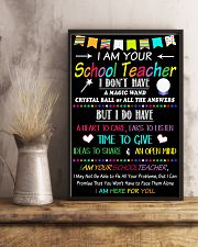 School Teacher 16x24 Poster lifestyle-poster-3