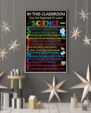 In The Classroom 16x24 Poster lifestyle-holiday-poster-1