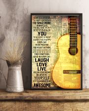 Guitar 16x24 Poster lifestyle-poster-3