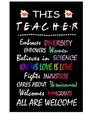 This Teacher 16x24 Poster front