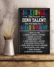 Great Student 16x24 Poster lifestyle-poster-3