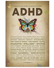 ADHD 16x24 Poster front
