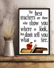 Teacher 16x24 Poster lifestyle-poster-3
