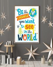 In the World 16x24 Poster lifestyle-holiday-poster-1