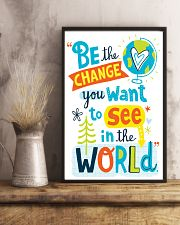 In the World 16x24 Poster lifestyle-poster-3