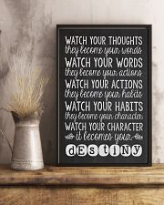 Watch Your Thoughts 16x24 Poster lifestyle-poster-3