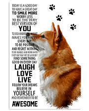 Shiba Inu 1 16x24 Poster front