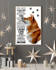 Shiba Inu 1 16x24 Poster lifestyle-holiday-poster-1