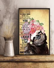 Laugh Love Live 16x24 Poster lifestyle-poster-3