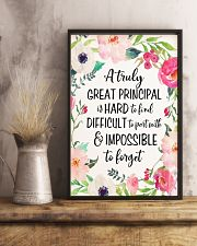 A trully Great Principal 16x24 Poster lifestyle-poster-3