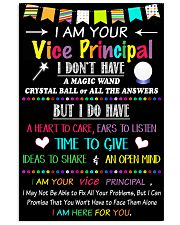 Vice Principal 16x24 Poster front