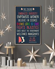 This Teacher 16x24 Poster lifestyle-holiday-poster-1