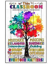 This Classroom 16x24 Poster front