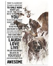 German Shorthaired Pointer 16x24 Poster front