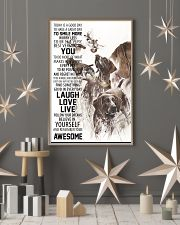 German Shorthaired Pointer 16x24 Poster lifestyle-holiday-poster-1