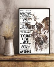 German Shorthaired Pointer 16x24 Poster lifestyle-poster-3