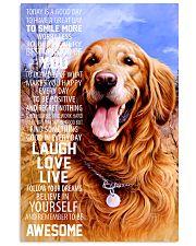 Golden Retrievers 16x24 Poster front