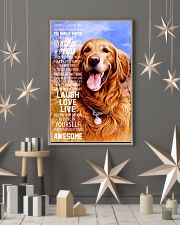Golden Retrievers 16x24 Poster lifestyle-holiday-poster-1