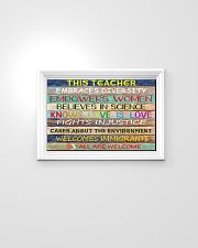 This Teacher 24x16 Poster poster-landscape-24x16-lifestyle-02