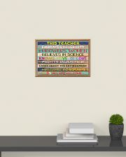 This Teacher 24x16 Poster poster-landscape-24x16-lifestyle-09