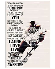Hockey 1 16x24 Poster front